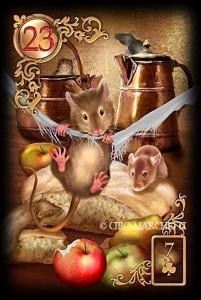 Mäuse-Lenormand